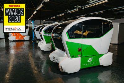 1 innovation aurrigo logo 436knz 400x267 - Aurrigo wins Innovation Award at 2020 Autocar Awards - Aurrigo wins Innovation Award at 2020 Autocar Awards