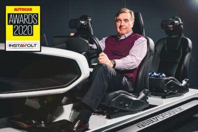 1 lifetime achievement peter horbury logo SOgPTh 400x267 - Peter Horbury wins Lifetime Achievement award at 2020 Autocar Awards - Peter Horbury wins Lifetime Achievement award at 2020 Autocar Awards