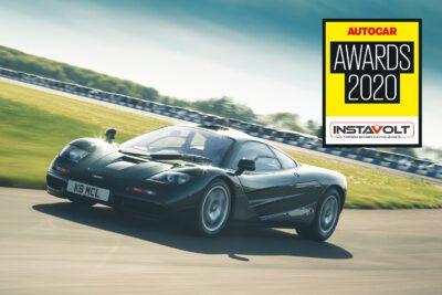 1 mclaren f1 logo uGZsCc 400x267 - Autocar Awards 2020: McLaren F1 named Readers' Champion - Autocar Awards 2020: McLaren F1 named Readers' Champion