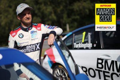 1 motorsport hero colin turkington logo 7CpeIk 400x267 - Autocar Awards 2020: Colin Turkington wins Motorsport Hero - Autocar Awards 2020: Colin Turkington wins Motorsport Hero