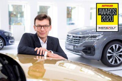 1 mundy frank welsch logo xf3r6u 400x267 - VW's Frank Welsch wins Autocar Awards 2020 Mundy Award for Engineering - VW's Frank Welsch wins Autocar Awards 2020 Mundy Award for Engineering