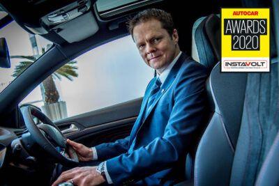 1 uk leaders david peel logo O07oD5 400x267 - Outstanding UK Leaders revealed at 2020 Autocar Awards - Outstanding UK Leaders revealed at 2020 Autocar Awards