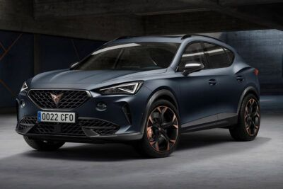 11 cupra formentor 2020 stationary front WLlhKP 400x267 - New 2020 Cupra Formentor: pre-orders open in UK - New 2020 Cupra Formentor: pre-orders open in UK