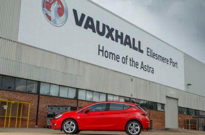 2 vauxhall ellesmere plant ke5Elo 400x265 - Vauxhall's Ellesmere Port: Still no date set for reopening - Vauxhall's Ellesmere Port: Still no date set for reopening