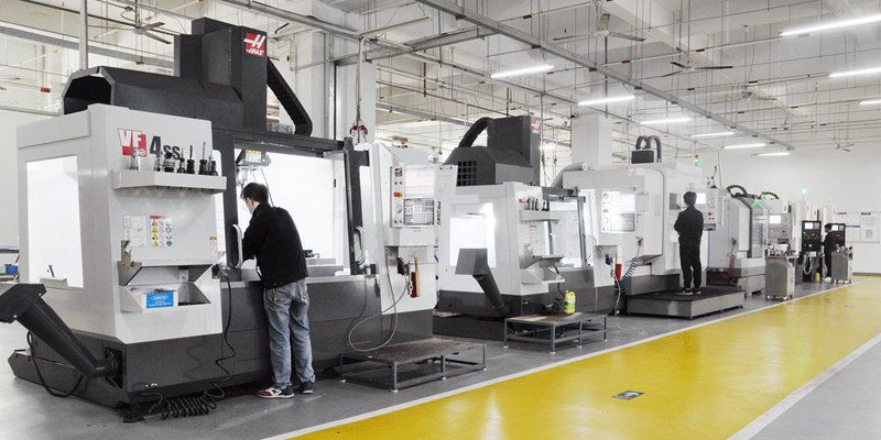 CNC machine shop 4 - Applications of CNC Machining in the Automotive Industry - CNC machine shop-4