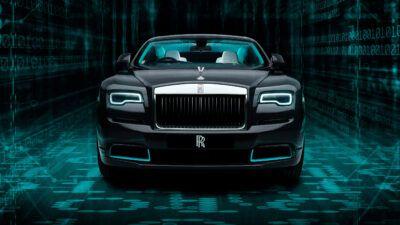 Rolls Royce Wraith Kryptos 9 zCTjw1 400x225 - The Rolls-Royce Wraith Kryptos is full of secrets | Evo - The Rolls-Royce Wraith Kryptos is full of secrets | Evo