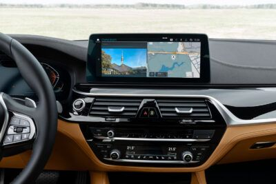 bmw operating system 7 PMb44C 400x267 - BMW connected cars set for major software update - BMW connected cars set for major software update