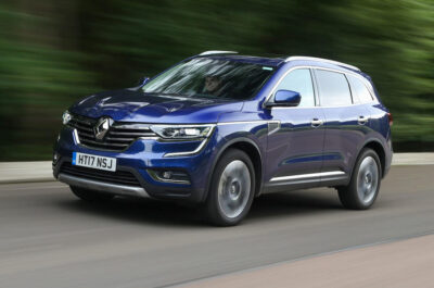 renault koleos 1 NypxFr 400x265 - Renault Koleos axed in UK for 'commercial reasons' - Renault Koleos axed in UK for 'commercial reasons'