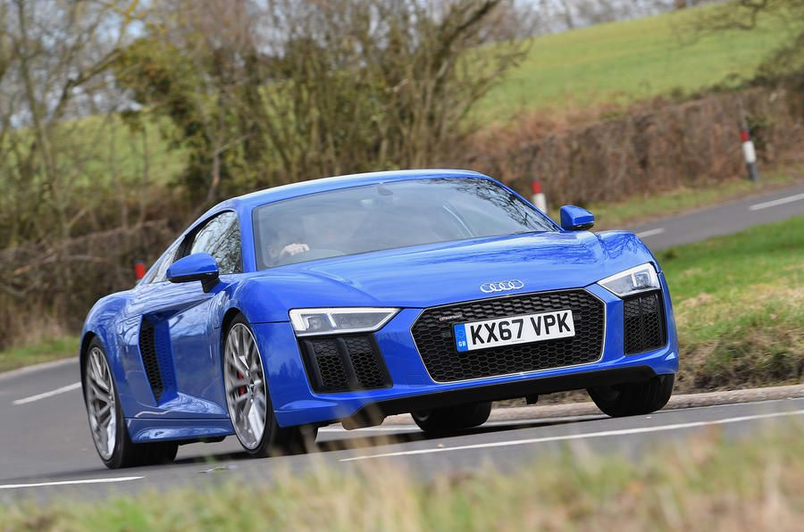 1 audi r8 rws 2018 uk review otr front 0 4VI0jU - Nearly-new buying guide: Audi R8 - Nearly-new buying guide: Audi R8