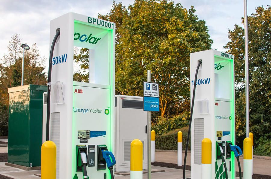1 bp chargemaster ev chargers 6Yb6tV - UK public EV charging provision increases fivefold in five years - UK public EV charging provision increases fivefold in five years