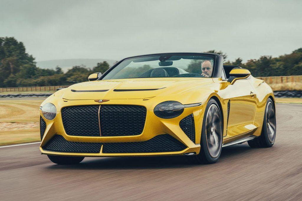20 bentley bacalar hero front pdGyrN 1024x682 - Bentley Bacalar concept: first drive of £1.5m roadster - Bentley Bacalar concept: first drive of £1.5m roadster