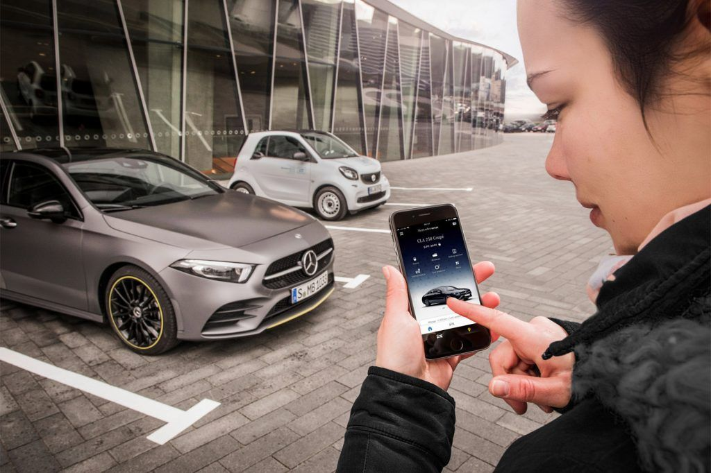 3 mercedes me YYYZqm 1024x682 - New Mercedes digital system to enable on-demand automated driving - New Mercedes digital system to enable on-demand automated driving